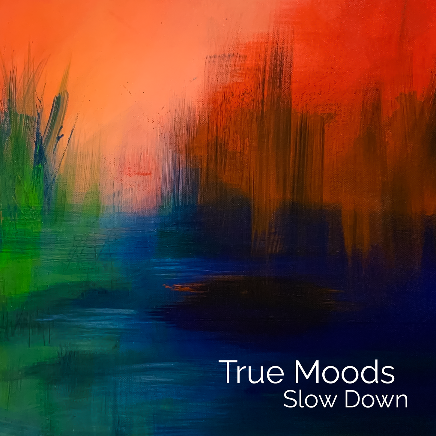 Slow Down - Front Cover